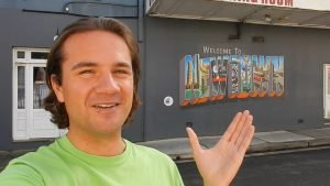 Explore Newtown with local Sydneysider guide Jake