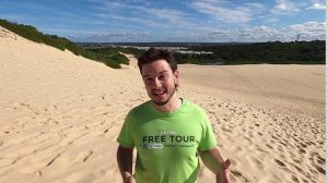Rob takes you around the stories and sight of Cronulla in Sydney's south.