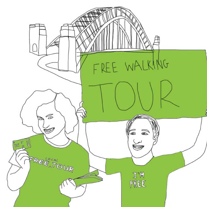 I'm Free Tours started in Sydney Australia